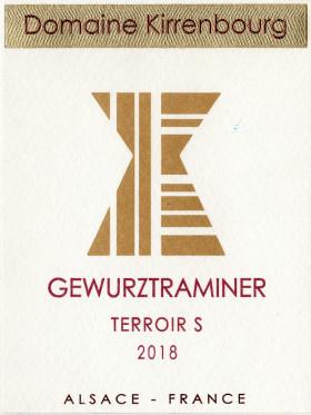 Gewurztraminer - Terroir S 2018