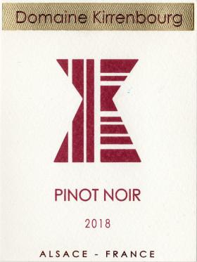 Pinot Noir - Roche Calcaire 2018