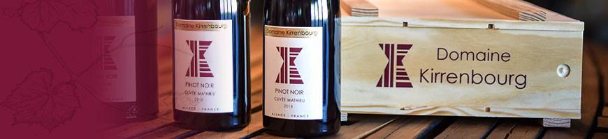 Vins rouges - Domaine Kirrenbourg